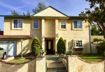 Simi Valley Single Family Home For Sale: 2148 Morley Street