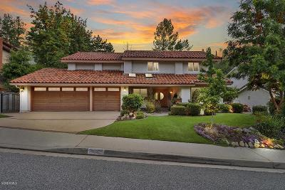 Westlake Village Single Family Home For Sale: 1616 Valecroft Avenue