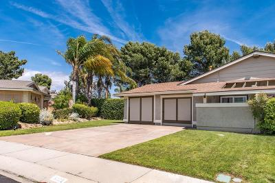 Camarillo Single Family Home For Sale: 5292 Laurel Park Drive