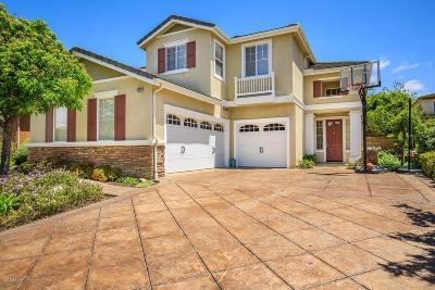 Moorpark Single Family Home For Sale: 14310 Mangrove Street