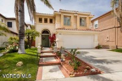 Thousand Oaks Single Family Home For Sale: 2853 Blazing Star Drive