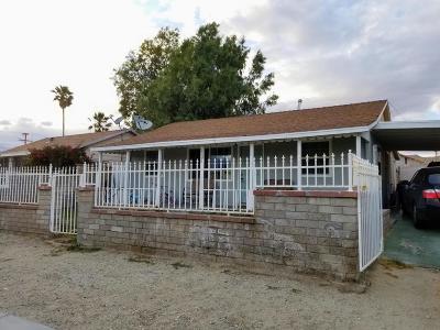 Riverside County Single Family Home For Sale: 66290 Cahuilla Avenue