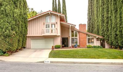 Westlake Village Single Family Home For Sale: 3167 Adirondack Court