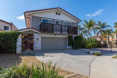 Ventura County Single Family Home For Sale: 2241 Monaco Drive
