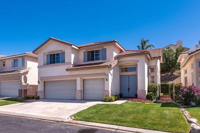 Simi Valley Single Family Home For Sale: 3140 Tecopa Springs Lane