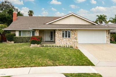 Ventura County Single Family Home For Sale: 7325 Jackson Street