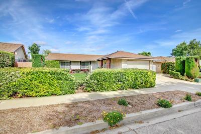Simi Valley Single Family Home For Sale: 2730 North Broadmoor Avenue
