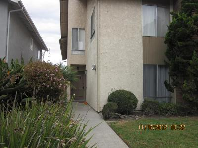 Ventura County Condo/Townhouse For Sale: 711 Ivywood Drive