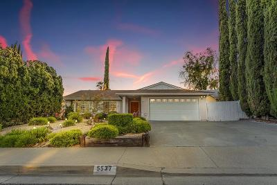 Agoura Hills Single Family Home Active Under Contract: 5537 Agoura Glen Drive