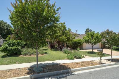 Thousand Oaks Single Family Home Active Under Contract: 1021 Valley High Avenue