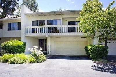Thousand Oaks Condo/Townhouse For Sale: 448 Tuolumne Avenue #2