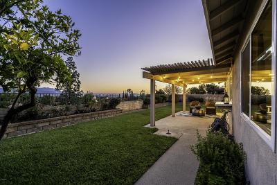 Thousand Oaks Single Family Home Active Under Contract: 1734 Woodside Drive
