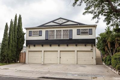 Residential Income For Sale: 1022 Pacific Street