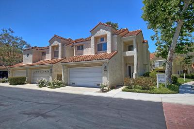 Camarillo Condo/Townhouse Active Under Contract: 6002 Paseo Encantada