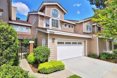 Condo/Townhouse For Sale: 1069 Westcreek Lane