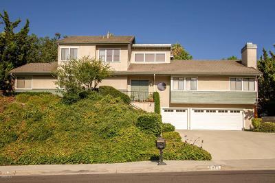 Thousand Oaks Single Family Home For Sale: 2479 La Granada Drive