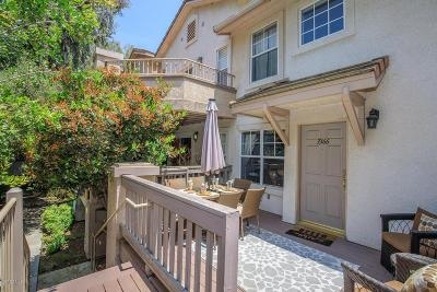 Westlake Village Condo/Townhouse For Sale: 3366 Holly Grove Street