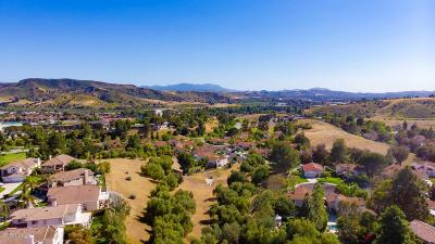 Moorpark Single Family Home Active Under Contract: 7269 Imbach Place