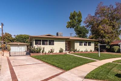 Tarzana Single Family Home Active Under Contract: 6215 Beckford Avenue