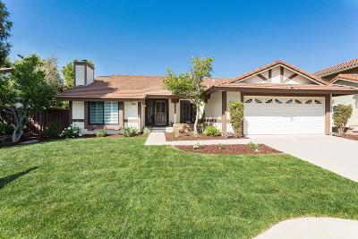 Thousand Oaks Single Family Home Active Under Contract: 3478 Robin Hill Street
