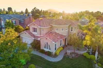 Simi Valley Single Family Home Active Under Contract: 835 Somera Court