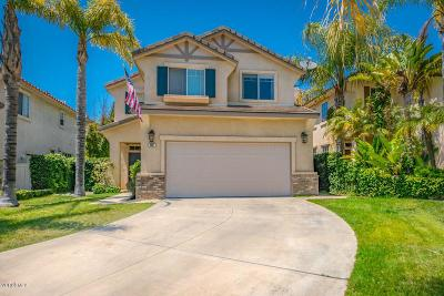Simi Valley Single Family Home For Sale: 502 Shadow Lane