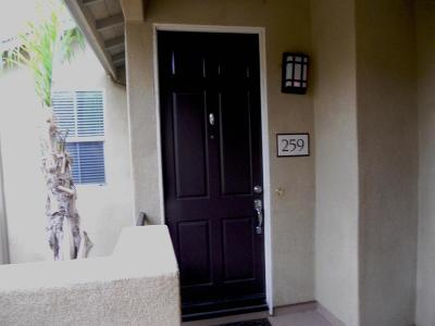 Camarillo Condo/Townhouse Active Under Contract: 259 Riverdale Court #259
