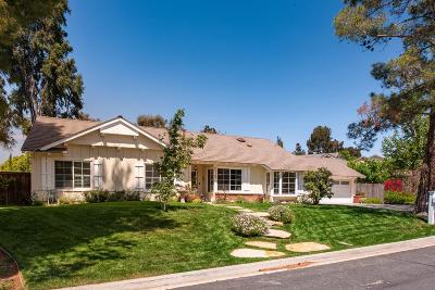 Simi Valley Single Family Home Active Under Contract: 270 Longbranch Road