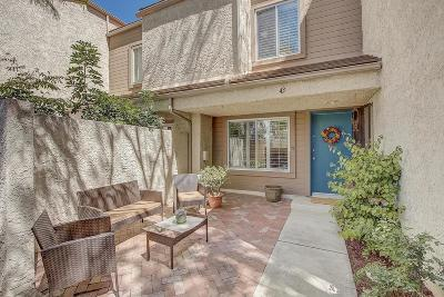 Westlake Village CA Condo/Townhouse Sold: $447,000