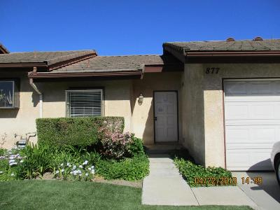 Thousand Oaks Condo/Townhouse For Sale: 877 North Warwick Avenue North