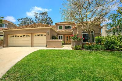Moorpark Single Family Home For Sale: 11854 Silver Crest Street
