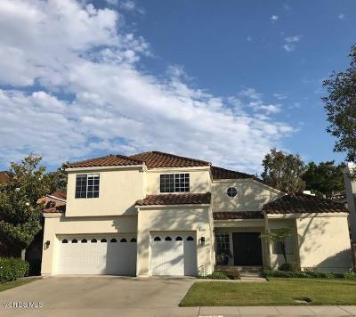 Moorpark Single Family Home For Sale: 11658 Blossomwood Court
