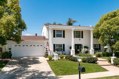 Thousand Oaks Single Family Home Active Under Contract: 1431 Kirk Avenue