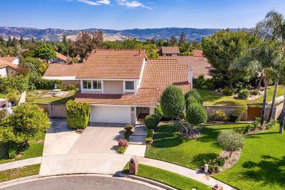 Simi Valley Single Family Home For Sale: 3016 Daphney Court