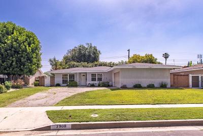 West Hills Single Family Home For Sale: 7908 Sedan Avenue