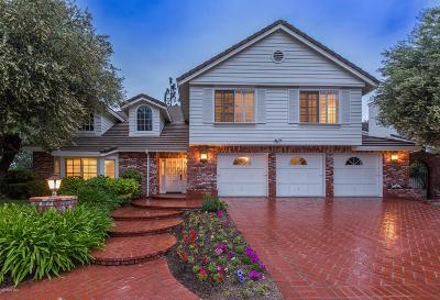 Agoura Hills Single Family Home Active Under Contract: 5801 Woodglen Drive