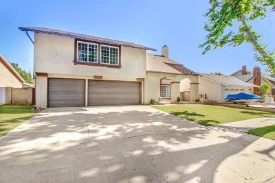 Simi Valley Single Family Home For Sale: 2238 Graceland Street
