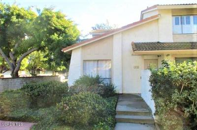 Camarillo Single Family Home For Sale: 406 Chapala Drive