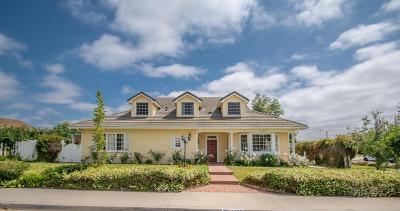 Camarillo Single Family Home For Sale: 1462 Lexington Court