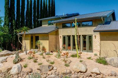 Ojai Single Family Home For Sale: 1701 McNell Road