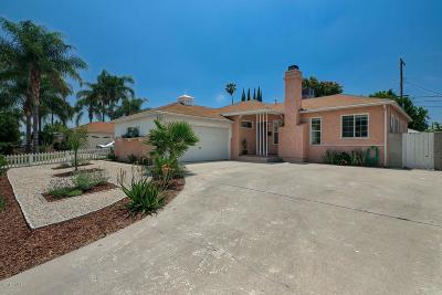 Reseda Single Family Home Active Under Contract: 6701 Shirley Avenue