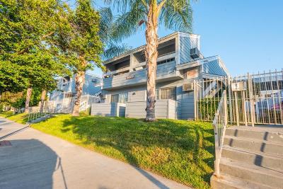 Canoga Park Condo/Townhouse For Sale: 20930 Parthenia Street #107