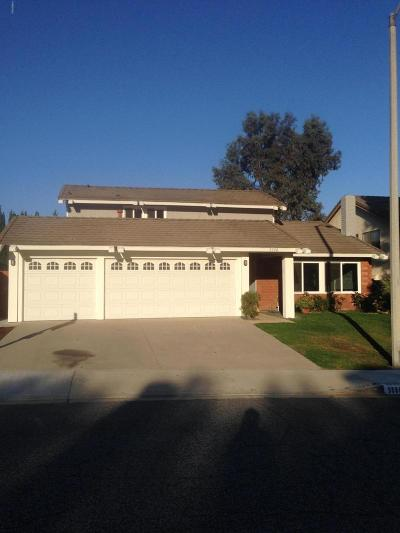 Agoura Hills Single Family Home For Sale: 5538 Jon Dodson Drive