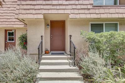 Agoura Hills CA Condo/Townhouse Sold: $450,000