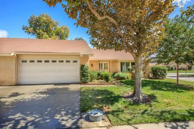 Camarillo Single Family Home For Sale: 41055 Village 41
