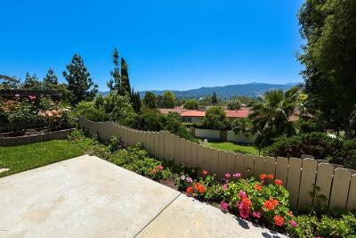 Thousand Oaks Condo/Townhouse Active Under Contract: 612 Knollview Lane