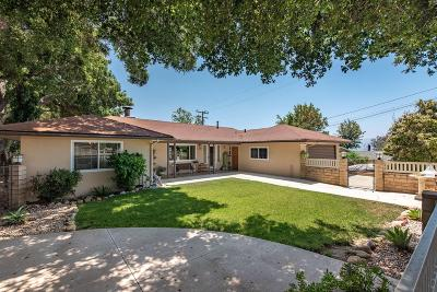 Fillmore Single Family Home For Sale: 1190 Oak Avenue