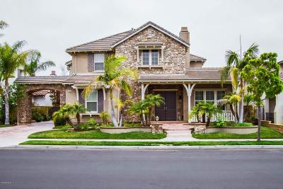 Camarillo Single Family Home For Sale: 3287 Canopy Drive