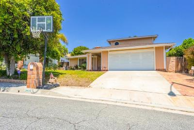 Calabasas Single Family Home Active Under Contract: 26026 Redbluff Drive