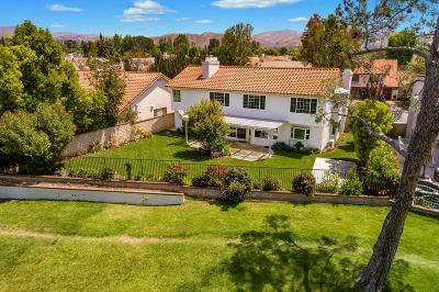 Agoura Hills Single Family Home For Sale: 6345 Daylight Drive